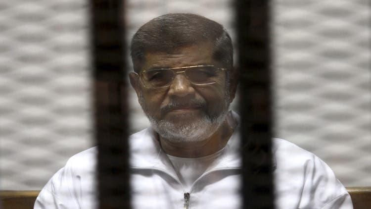 الرئيس المصري المعزول محمد مرسى