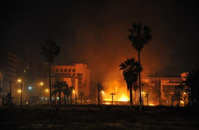 Unrest and strikes in Port Said have left security resources strained (AFP Photo)