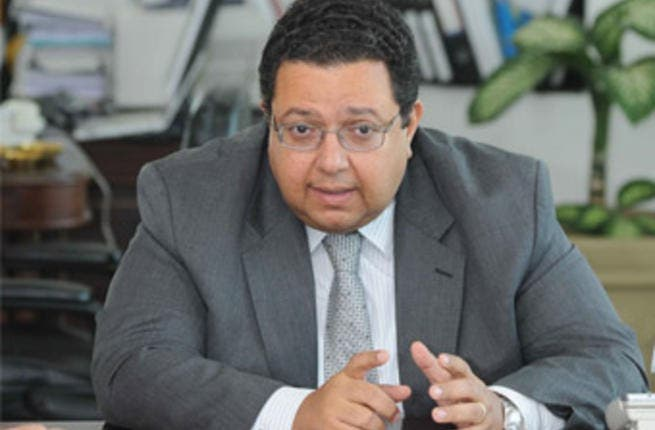 Ziad Bahaa El-Din has been offered the position of PM for Egypt, say Ahram (image courtesy of Amwal Al Ghad)