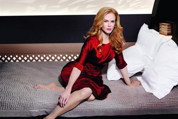 Nicole Kidman Soars Above Controversy And Enjoys Luxury