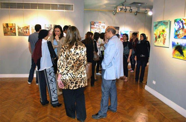 6 Contemporary Arts in Cairo
