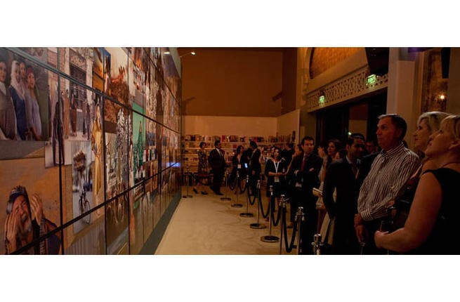 Five young artists from Morocco to India have been named the winners of the sixth annual Abraaj Group Art Prize.
