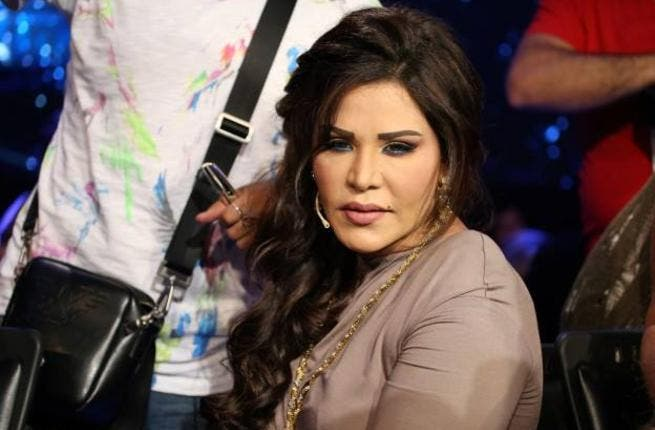 Ahlam goes from judge to guest star this week (Photo from Arab Idol Facebook page)