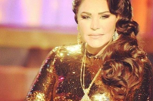 "Haute Ahlam sportin' Gabbana on ""Ana Wa Al Asal"" (Me and the Honey) (Image: Facebook)"