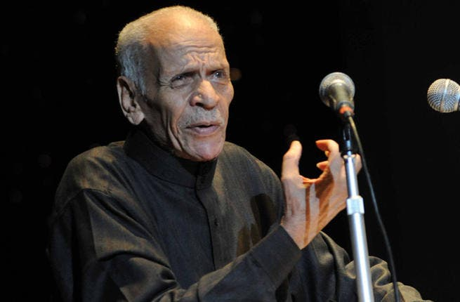 Egyptian poet Ahmed Fouad Negm died on Tuesday morning. (Image: courtesy of almasryalyoum.com)