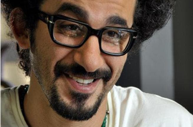 Is he gonna laugh at you this time, or make you a star? Ahmed Helmy's Arabs Got Talent's new judge.