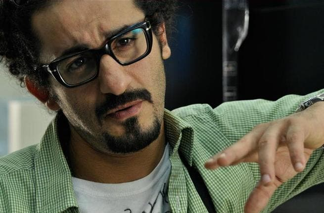 Ahmed Helmy says he's the real deal