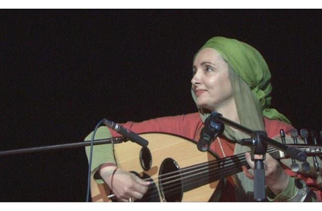 Aida El-Ayoubi finally centre stage in El Sawy Culturewheel.
