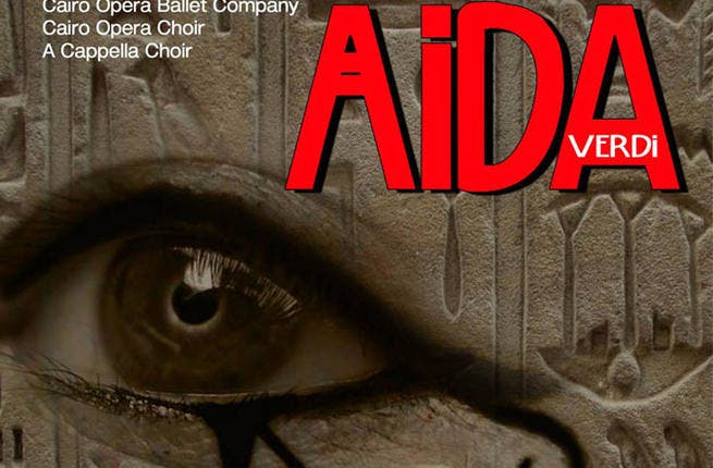 AiDA poster gets us excited for another dose of the famous opera
