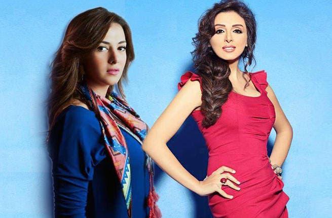 Is Donia Samir Ghanem a more current singer than Angham? (Image: Albawaba edit)