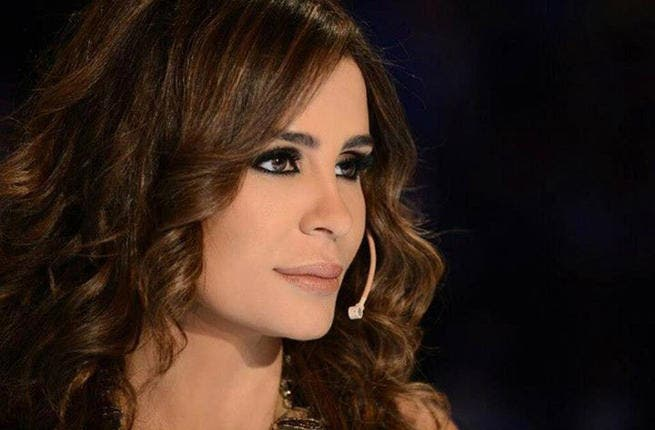 Carole Samaha has to take a break from the mic due to her illness.