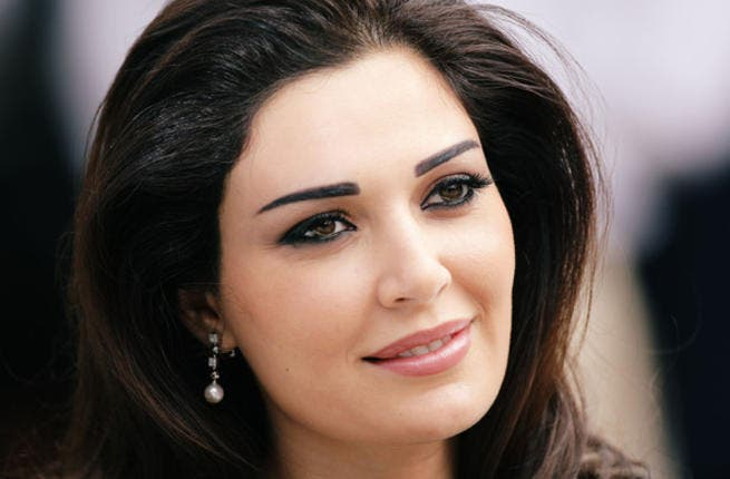 cyrine abdel nour spills secrets and real age to tv s