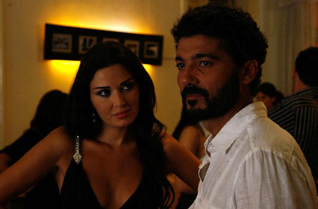 Cyrine Abdelnour's controversial scenes with Khaled Al Nabawi cause another commotion