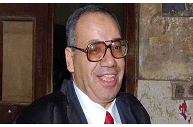 Controversial attorney Nabih Al Wahsh couldn't take it anymore