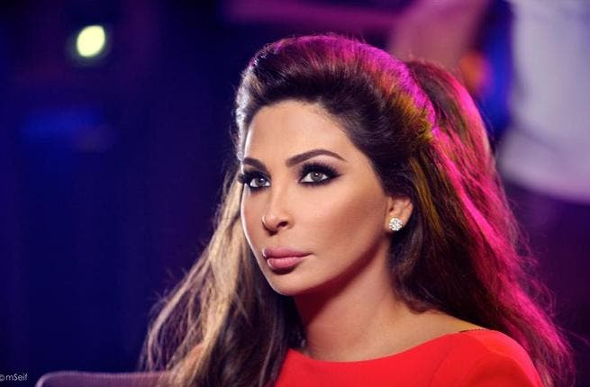 Lebanese songstress and X Factor judge Elissa is one of the region's many superstars paying their social media respects to the late, great Nelson Mandela