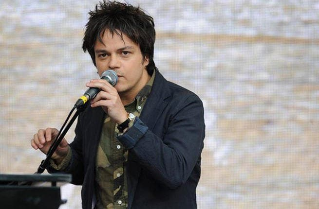 Jamie Cullum's cookin' up something special for Dubai in February