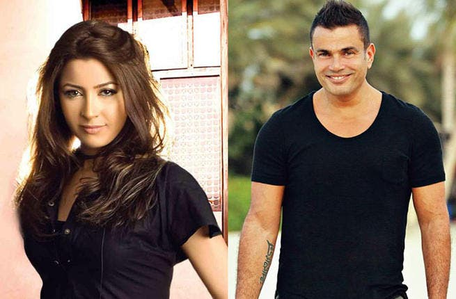 Jannat is up against Amr Diab and a slew of others for the title