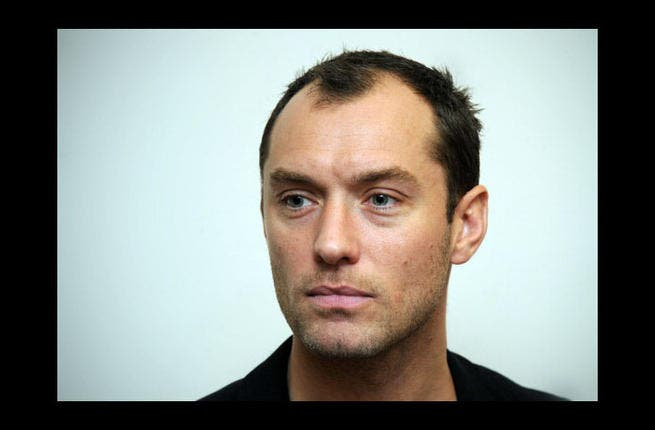 Jude Law can be the bad guy when he wants to, judging yay or nay on the shortlisted films  (Getty Images/Stuart Wilson)