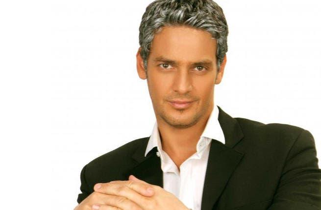 Khaled Abol Naga sportin' the grey look. (Image: Facebook)