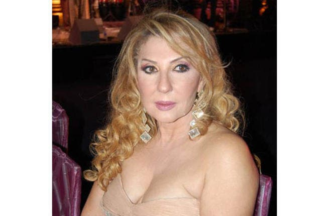 Feisty Egyptian actress Nadia Al Jundi