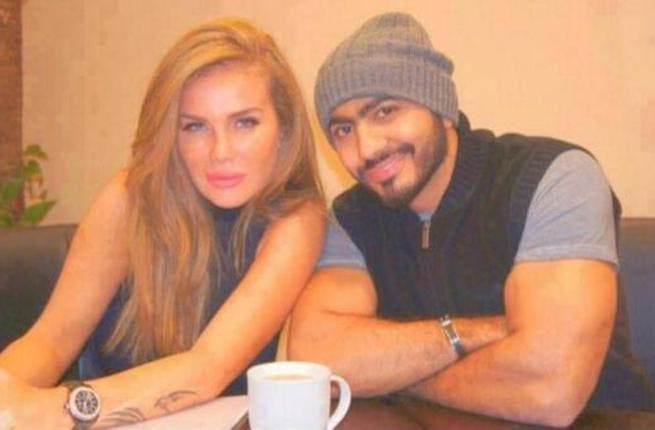 Nicole Saba will co-star with Tamer Hosny in upcoming drama. (Image: Twitter)