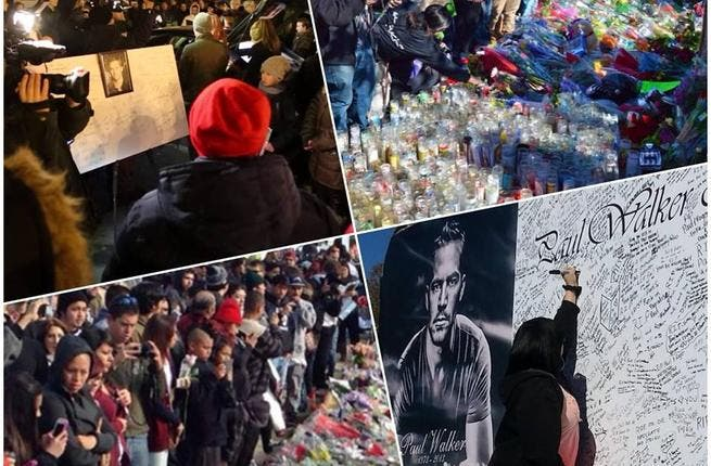 Paul Walker is loved and remembered by many, but his funeral attenders will be few. (Image: Facebook)