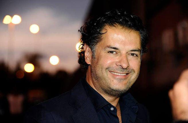 Ragheb's got a reason to smile with lots of money err music-making going on! (Image: Facebook)