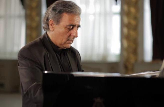 Ramzi Yassa where he belongs at the piano (Image: vimeo.com)