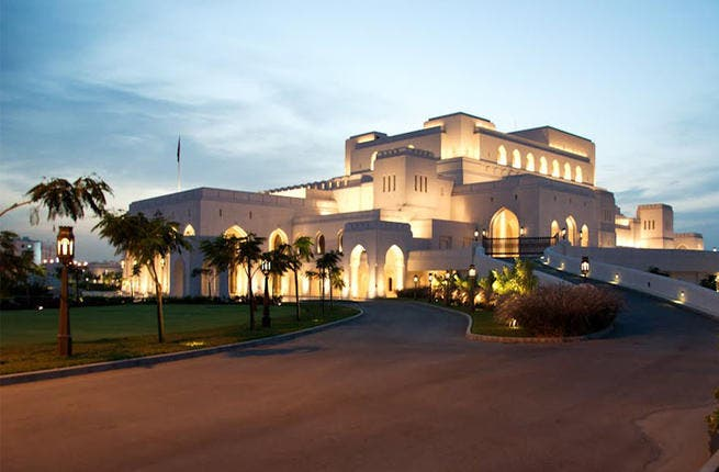 Royal Opera House Muscat showcases Morocco's burgeoning music scene.