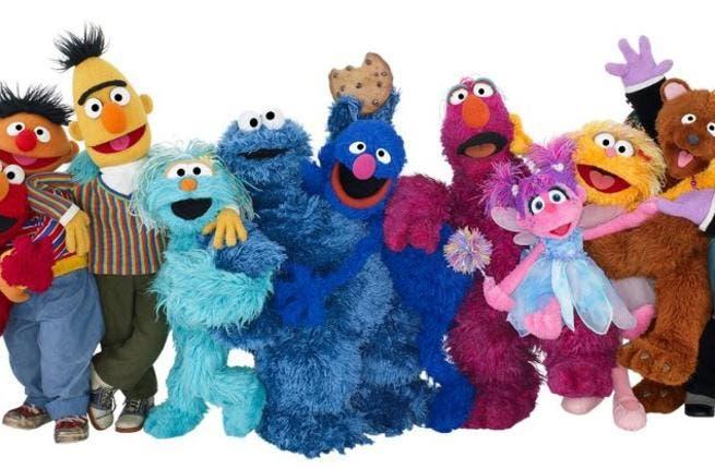 Sesame Street Characters (Image: Facebook)