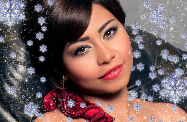 Sherine is finally releasing a new music album this Christmas holiday. (Image: Facebook)
