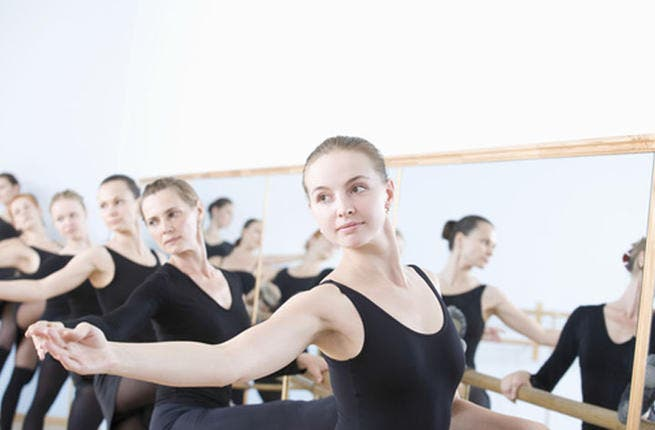 Image for ballet illustrative purposes only, courtesy of shutterstock/bikeriderlondon.