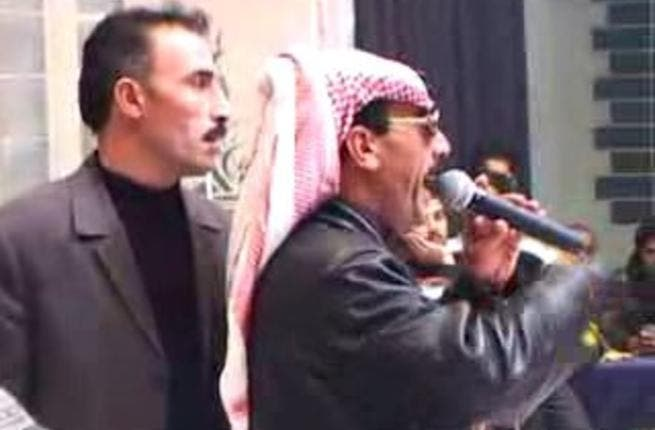 Omar Souleyman singin' his techno heart out (Image: Facebook)