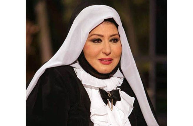 Suhair Ramzi will be stretched to perform her role in the Ramadan show in time.