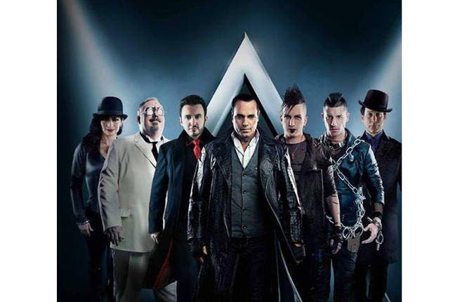 The Illusionists (Image: Facebook)