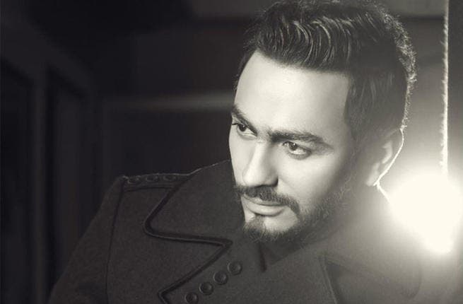 Tamer Hosny will be hitting up the cold, cold North America next month. (Image: Facebook)