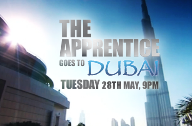 Photo credit goes to BBC Apprentice Facebook page