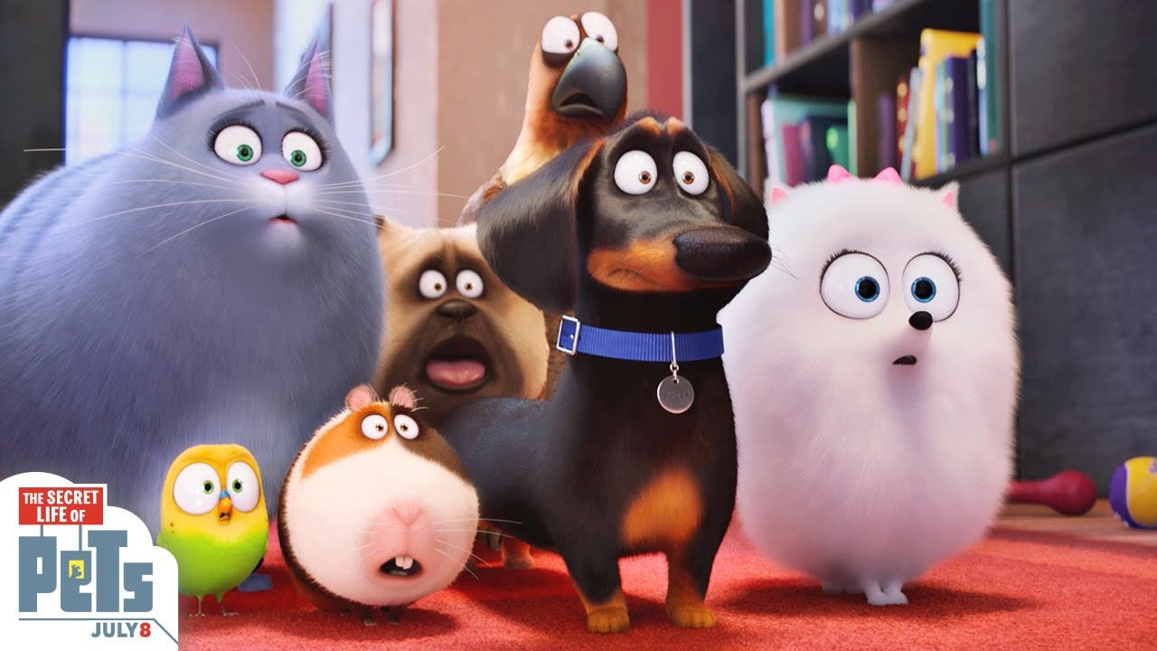 """فيلم """"The Secret Life of Pets"""" يتصدر شباك التذاكر السينمائي"""