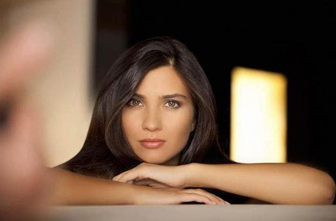 Turkish actress Lamis (Image:Facebook)