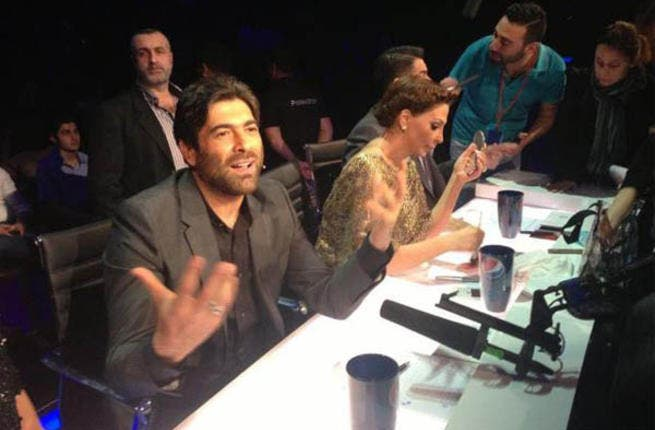 He's baaack! Wael Kfouri returns to the X Factor after all