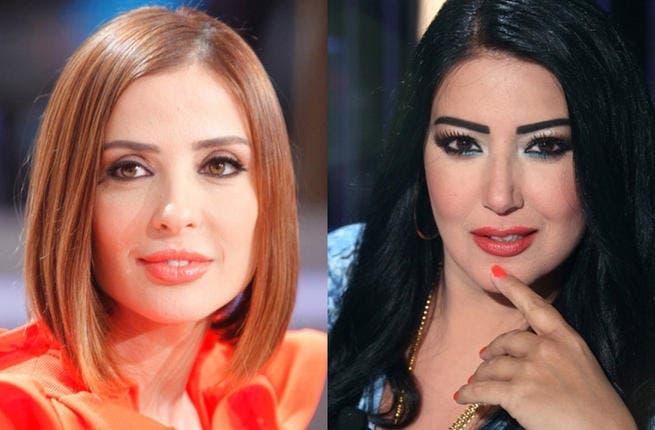 Waa Waa Wafa! TV host couldn't get the juicy gossip from Somaya Al Khashab.