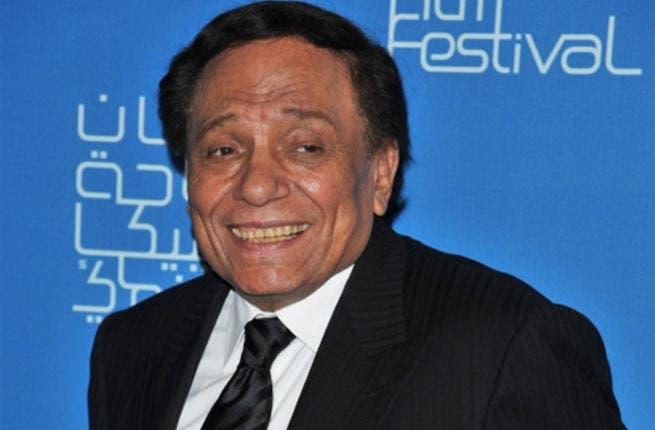 Egyptian actor Adel Imam