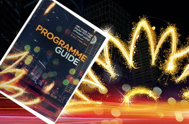 The ADFF Programme Guide tells all that's going down this weekend! (Image: Facebook)