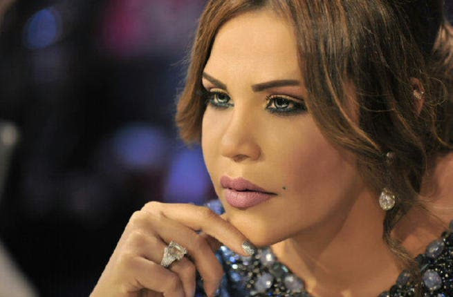 Ahlam's getting a talking to from her MBC bosses!
