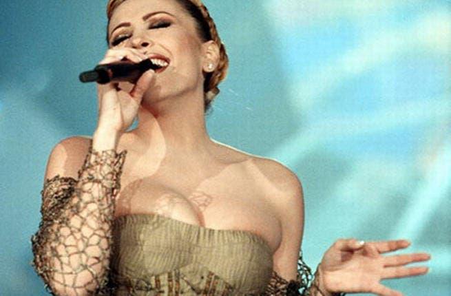 Amal Hijazi sings
