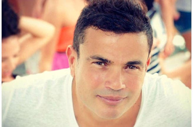 Amr Diab is ready to bring on the drama (Image: Instagram)