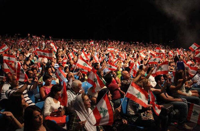 Beirut's festivals will still carry on, despite the turmoil (Image: Beirut Holidays 2013 Facebook)