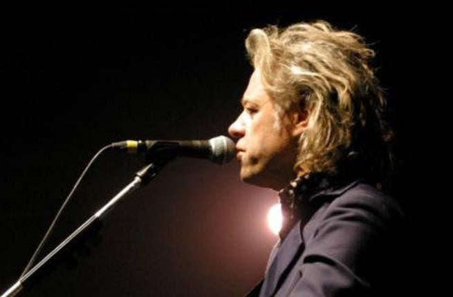 Irish musician Bob Geldof attends the opening of the Maurice Lacroix Boutique on Friedrichstraße in Berlin, in February. (Photo: EPA/PAUL ZINKEN)