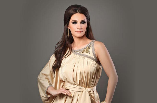 Diana Haddad is about to give Arab Idols and fans the first live performance of her new single.