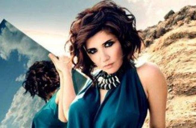 Ghada Adel breaks-down on set during night shift